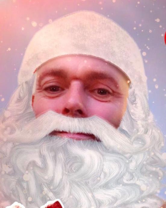 Christmas denmark santa
